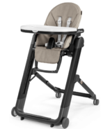Peg Perego Siesta High Chair Ginger Grey