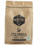 Calgary Heritage Roasting Co. Colombia Whole Bean Coffee