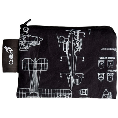 Colibri Reusable Snack Bag Small Aviator