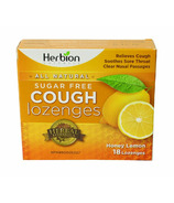 Herbion Sugar Free Honey Lemon Lozenges