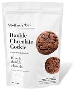 Mélange à pâtisserie sans grains pour biscuits au double chocolat de Stellar Eats