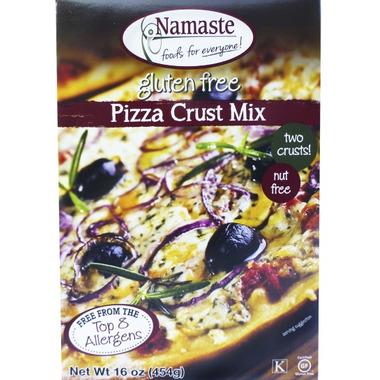 Namaste Foods Gluten Free Pizza Crust Mix