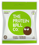 The Protein Ball Co. Lemon + Pistachio