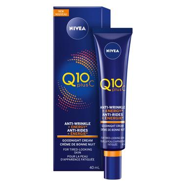 Nivea Q10 plus C Anti-Wrinkle And Energy Goodnight Cream