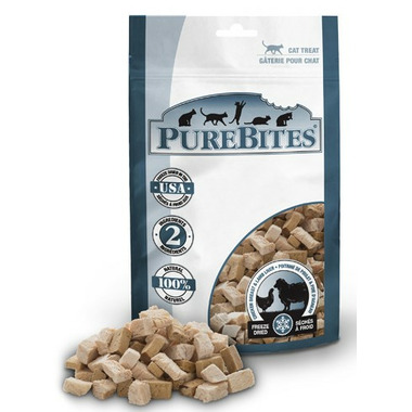 PureBites Freeze Dried Chicken Breast & Lamb Liver Cat Treats