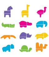 Munchkin Safari Foam Puzzle Set