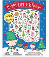 Make Believe Ideas Happy Little Elves Puffy Stickers