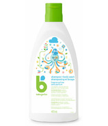 babyganics Shampoo & Body Wash Fragrance Free