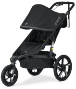 BOB Gear Alterrain Pro Jogging Stroller Black