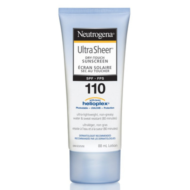 Neutrogena Ultra Sheer Dry Touch Sunscreen