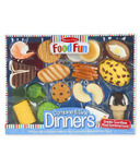 Melissa & Doug Food Fun Combine and Dine Dinners