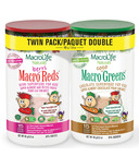 MacroLife Naturals Jr. Twin Pack for Kids