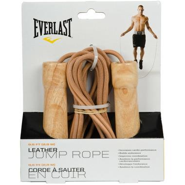 Everlast Leather Jump Rope