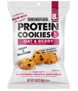 Shrewd Food Protein Cookie Oats & Berry