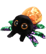 Ty Flippables Glint The Halloween Sequin Spider Medium