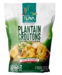 FLAVA Plantain Croutons Italian Seasoned
