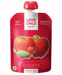 Love Child Organics Baby Food Pouch First Apples