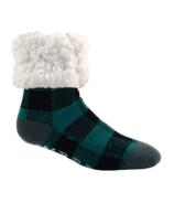 Pudus Classic Slipper Socks Lumberjack Harbour