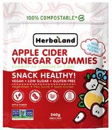 Herbaland Snack Healthy Packs Apple Cider
