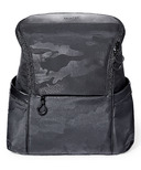 Skip Hop Paxwell Easy Access Diaper Backpack Black Camo