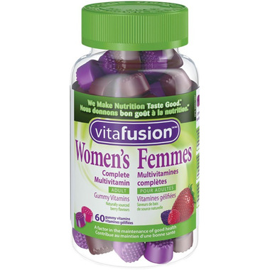 Vitafusion Women Multivitamin Gummies
