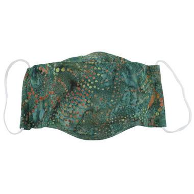 Snug As A Bug Cloth Face Mask Evergreen