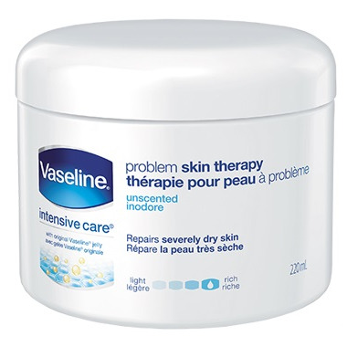 Vaseline Creamy Petroleum Jelly Problem Skin Therapy
