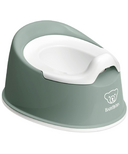 BabyBjorn Smart Potty Deep Green & White