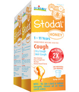 Boiron Stodal Honey for Children Bonus Pack