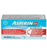 Aspirin Daily Low Dose 81mg Medium Bottle