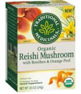 Traditional Medicinals Reishi Mushroom Tea