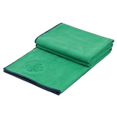 Manduka eQua Yoga Mat Towel Tortuga