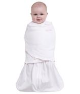 Halo 100% Cotton SleepSack Swaddle Pink Pin Dot