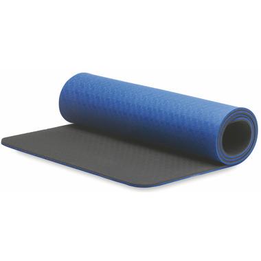 Merrithew Eco-Deluxe Mat Blue/Black