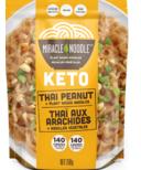 Miracle Noodle Keto Meal Thai Peanut