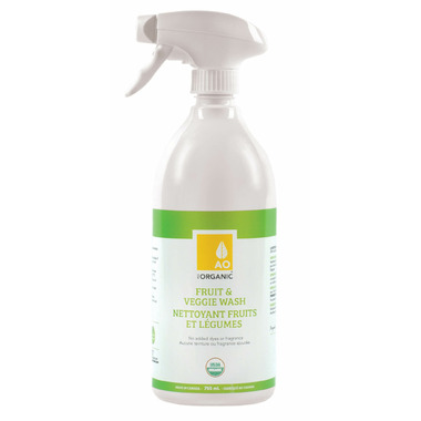 ALLORGANIC Fruit & Veggie Wash