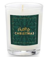 Illume Merry Christmas Votive Juniper Moss