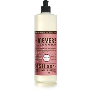 Mrs. Meyer\'s Clean Day Dish Soap Rosemary