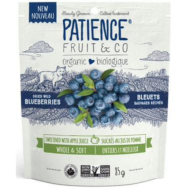 Patience Fruit & Co. Organic Dried Blueberries