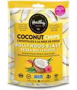 Healthy Crunch Bollywood Blast Coconut Chips