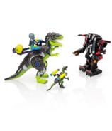 Playmobil t-rex : la bataille des géants