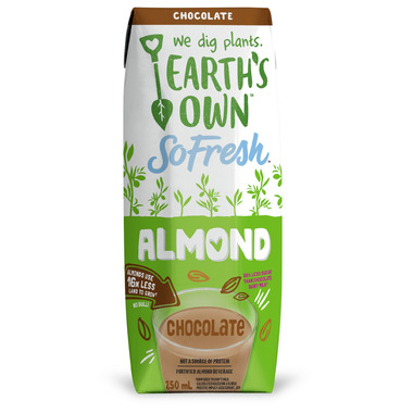 Earth\'s Own Almond On the Go! Chocolate