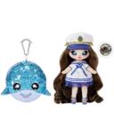 Na! Na! Na! Surprise 2-in-1 Pom Doll Sailor Blu