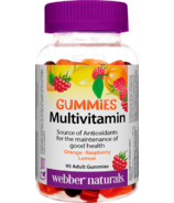 Webber Naturals Multivitamin Gummies