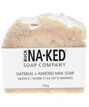 Buck Naked Soap Company Oatmeal & Almond Milk Soap