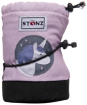 Stonz Baby Booties Unicorn Haze Pink