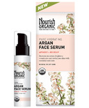 Nourish Organic Pure Hydrating Argan Face Serum