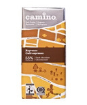 Camino Espresso Dark Chocolate Bar