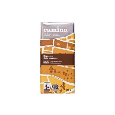 Camino Espresso Dark Chocolate Bar