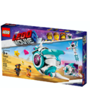 LEGO The LEGO Movie 2 Sweet Mayhem's Systar Starship